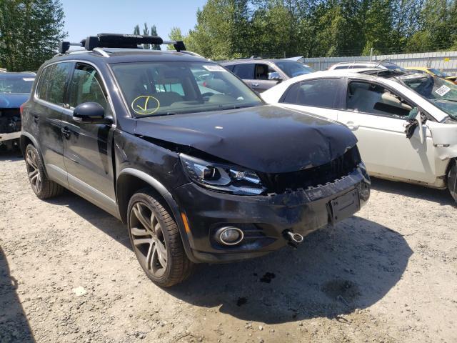 Vehiculos salvage en venta de Copart Arlington, WA: 2017 Volkswagen Tiguan SEL