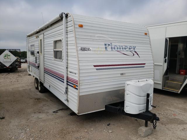 Pioneer Vehiculos salvage en venta: 2003 Pioneer Trailer