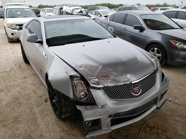 Salvage cars for sale from Copart Temple, TX: 2013 Cadillac CTS-V