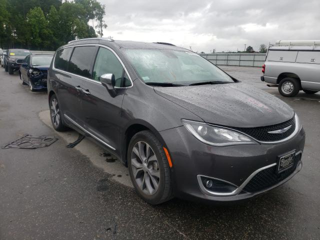 Salvage 2018 CHRYSLER PACIFICA - Small image. Lot 47785531