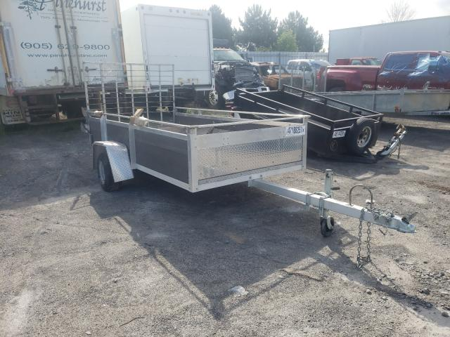 Utility salvage cars for sale: 2021 Utility Trailer