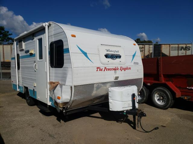 Salvage cars for sale from Copart Moraine, OH: 2014 Watr Trailer