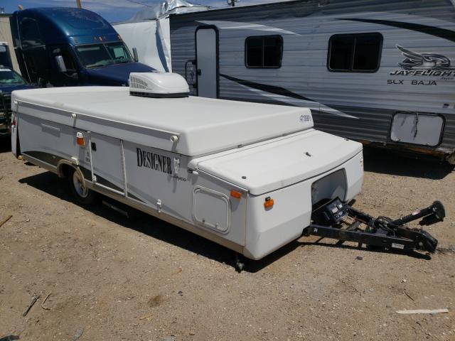 Salvage cars for sale from Copart Casper, WY: 2003 Jayco POP Up