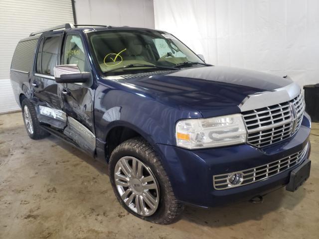 Lincoln Navigator salvage cars for sale: 2010 Lincoln Navigator