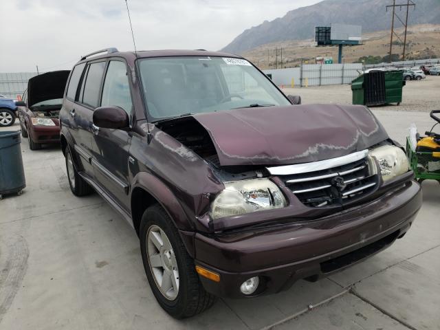 Suzuki salvage cars for sale: 2002 Suzuki XL7 Plus