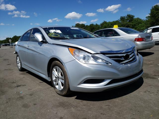 Vehiculos salvage en venta de Copart Brookhaven, NY: 2014 Hyundai Sonata GLS
