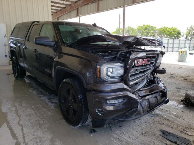Vehiculos salvage en venta de Copart Homestead, FL: 2016 GMC Sierra C15