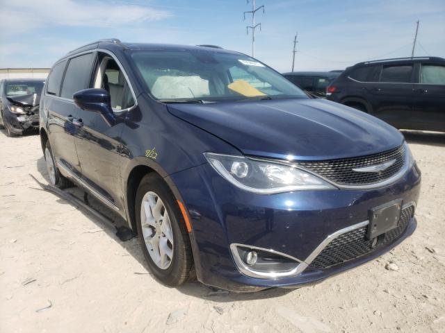 Salvage 2017 CHRYSLER PACIFICA - Small image. Lot 47540701
