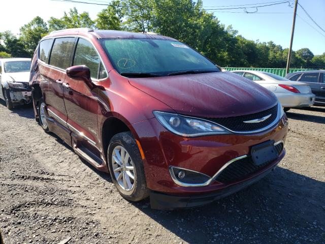 Chrysler Vehiculos salvage en venta: 2020 Chrysler Pacifica T
