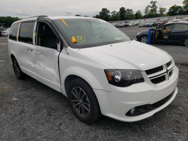 Salvage cars for sale from Copart Grantville, PA: 2019 Dodge Grand Caravan