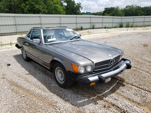 1980 Mercedes-Benz 450 SL for sale in Eight Mile, AL