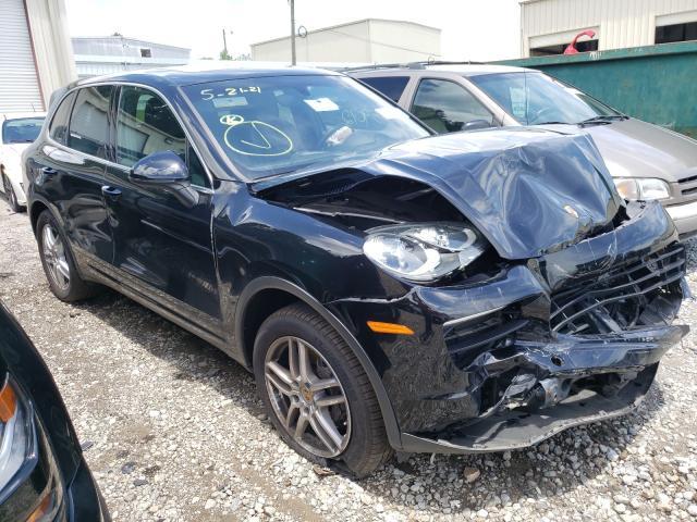 Porsche Vehiculos salvage en venta: 2016 Porsche Cayenne