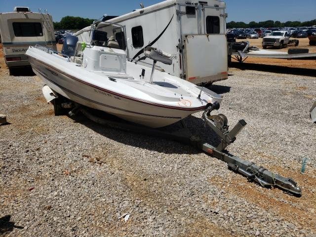 Salvage cars for sale from Copart Tanner, AL: 2002 Triumph Boat