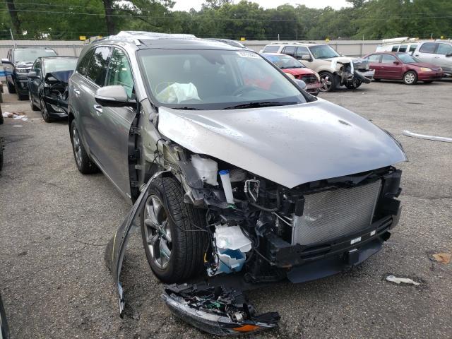 KIA Sorento SX salvage cars for sale: 2019 KIA Sorento SX