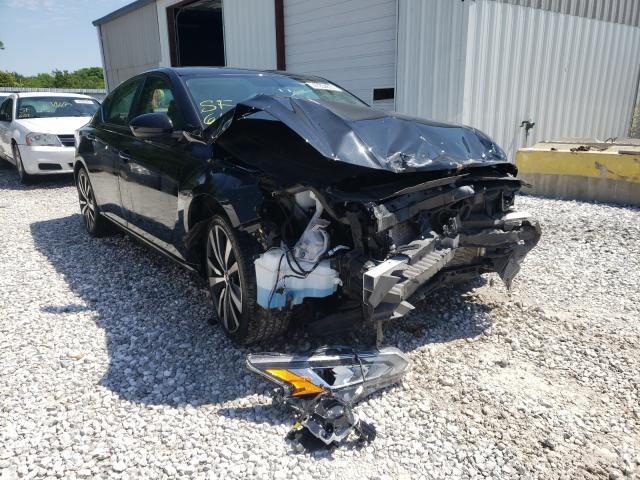 Vehiculos salvage en venta de Copart Rogersville, MO: 2019 Nissan Altima SR