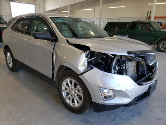 Chevrolet salvage cars for sale: 2019 Chevrolet Equinox LS