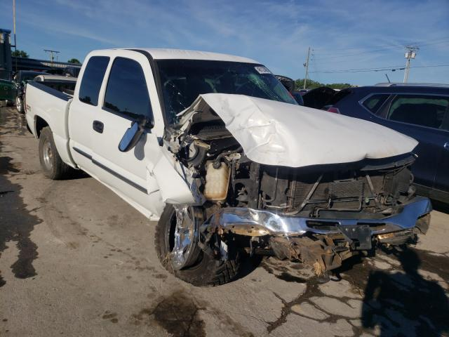 Salvage cars for sale from Copart Lebanon, TN: 2006 GMC New Sierra