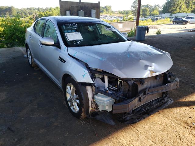 Salvage cars for sale from Copart Fairburn, GA: 2013 KIA Optima EX