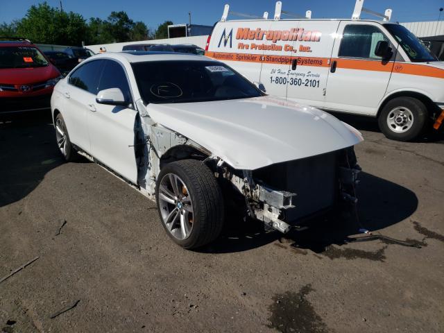 2018 BMW 430XI GRAN WBA4J3C59JBB97389