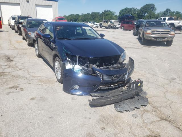 Salvage cars for sale from Copart Rogersville, MO: 2015 Lexus ES 350