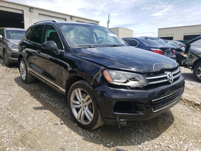 2012 Volkswagen Touareg V6 for sale in Gainesville, GA