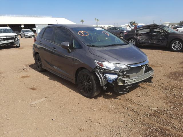 Salvage cars for sale from Copart Phoenix, AZ: 2018 Honda FIT Sport