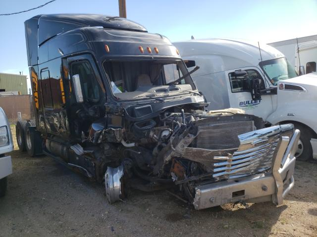 Salvage cars for sale from Copart Casper, WY: 2016 Freightliner Cascadia 1