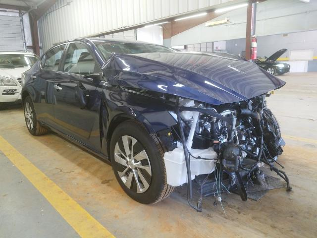 Salvage cars for sale from Copart Mocksville, NC: 2020 Nissan Altima S