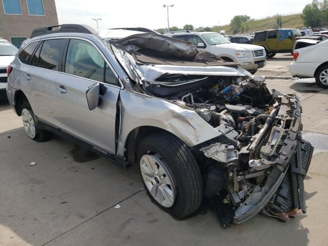 Salvage cars for sale at Littleton, CO auction: 2018 Subaru Outback 2
