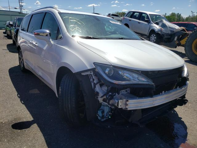 Salvage cars for sale from Copart Pennsburg, PA: 2018 Chrysler Pacifica L
