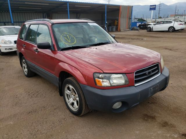 Hail Damaged Cars for sale at auction: 2004 Subaru Forester 2