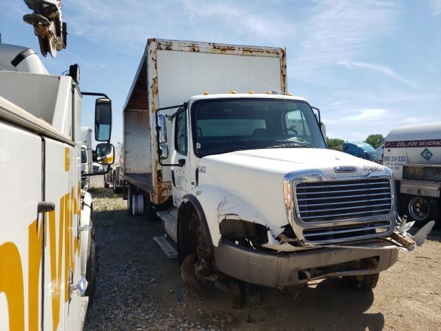 Freightliner M2 112 MED salvage cars for sale: 2005 Freightliner M2 112 MED