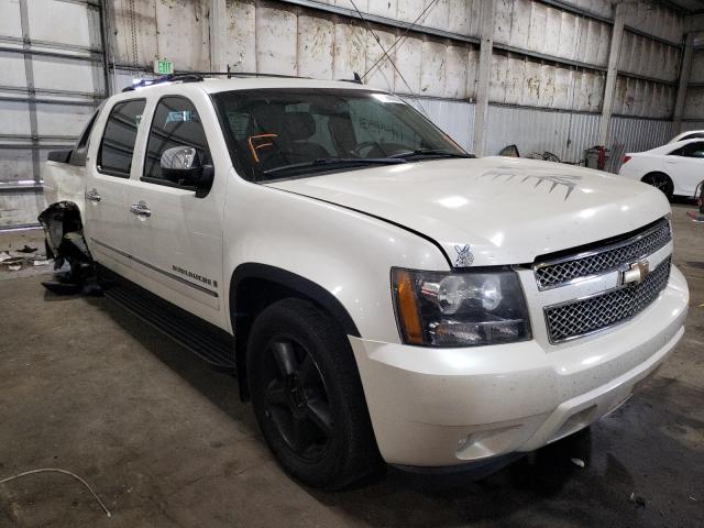 Vehiculos salvage en venta de Copart Woodburn, OR: 2009 Chevrolet Avalanche