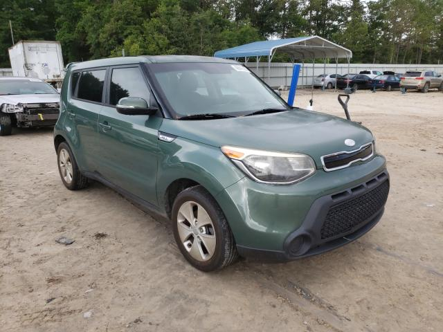 Salvage cars for sale at Midway, FL auction: 2014 KIA Soul +