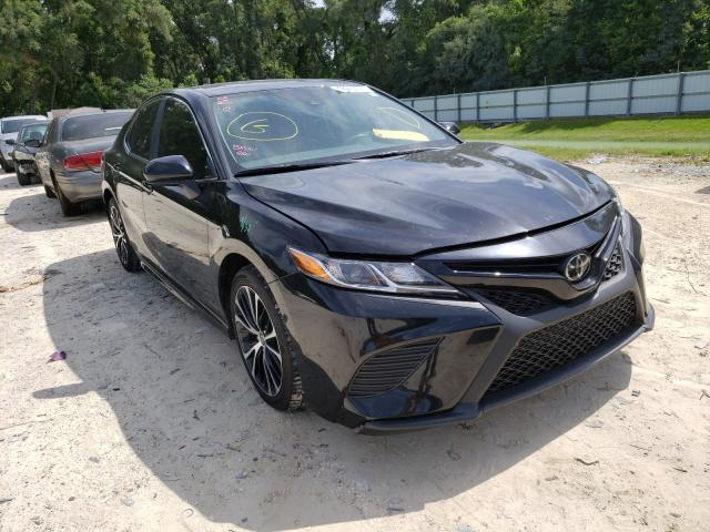 Salvage cars for sale from Copart Ocala, FL: 2020 Toyota Camry SE