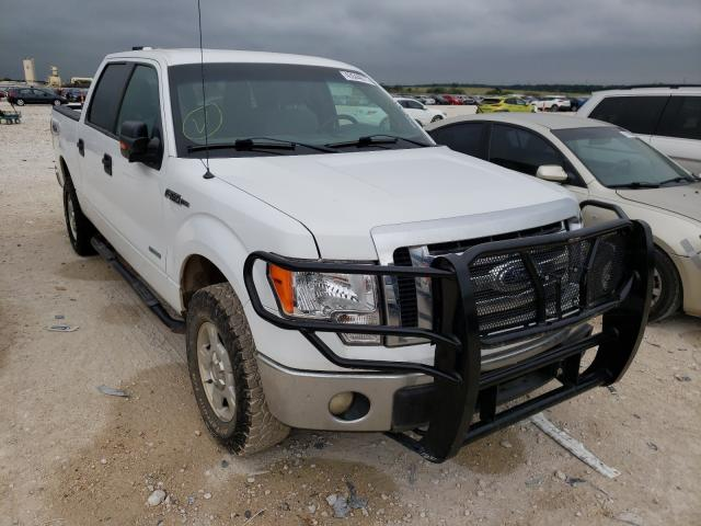 Salvage 2011 FORD F-150 - Small image. Lot 43544611