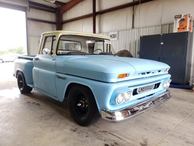 Salvage cars for sale from Copart Chatham, VA: 1960 Chevrolet C10