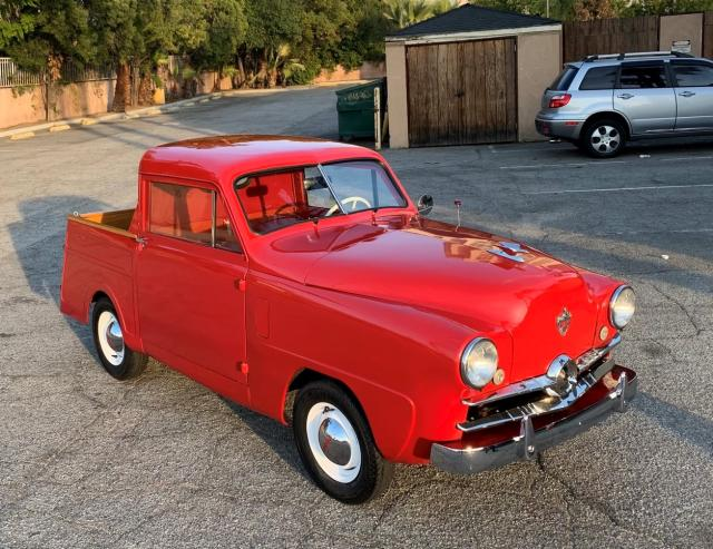 Salvage cars for sale from Copart Phoenix, AZ: 1951 Crossroads CD Pickup