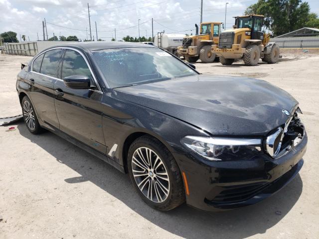 BMW Vehiculos salvage en venta: 2019 BMW 540 I