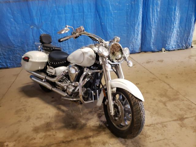 Salvage motorcycles for sale at Columbia Station, OH auction: 2006 Yamaha XV1700 A