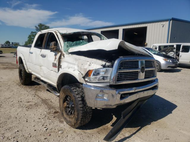 Salvage cars for sale from Copart Sikeston, MO: 2011 Dodge RAM 2500