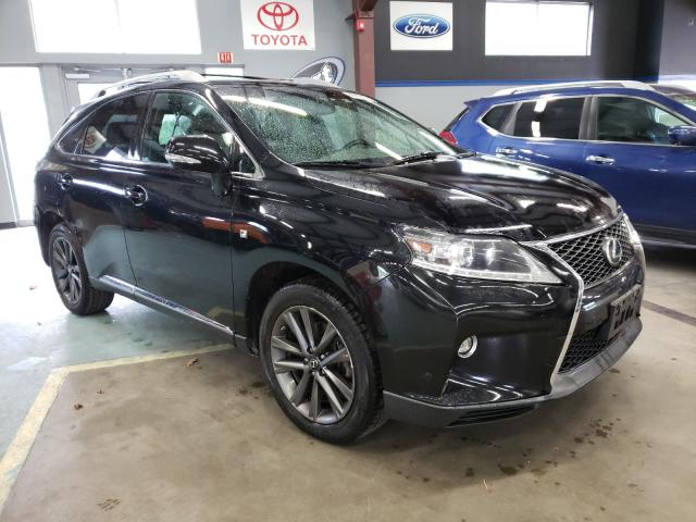 Salvage cars for sale from Copart East Granby, CT: 2015 Lexus RX 350 Base