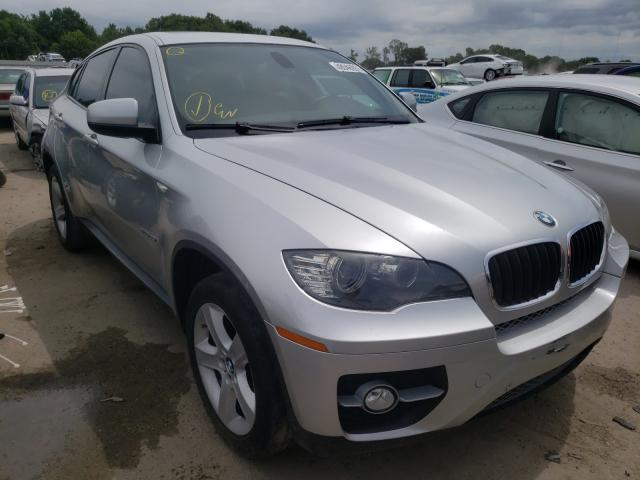 Salvage cars for sale from Copart Riverview, FL: 2011 BMW X6 XDRIVE3