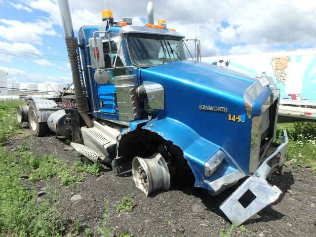 Kenworth T800 salvage cars for sale: 2014 Kenworth T800