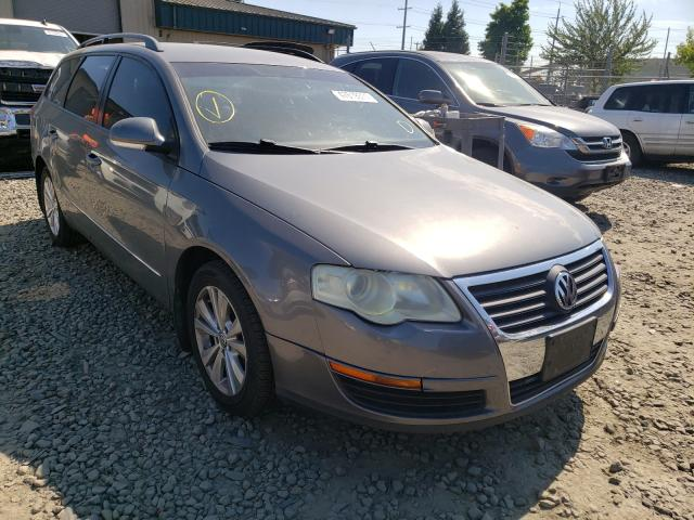 Salvage cars for sale from Copart Eugene, OR: 2007 Volkswagen Passat 2.0