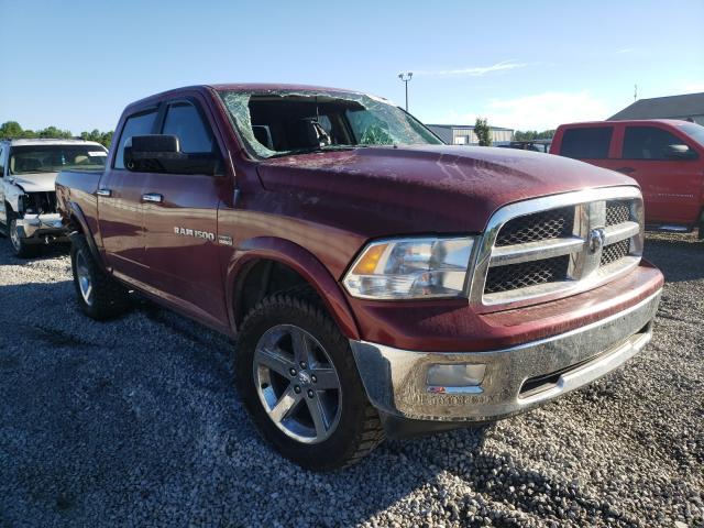 Vehiculos salvage en venta de Copart Louisville, KY: 2012 Dodge RAM 1500 S