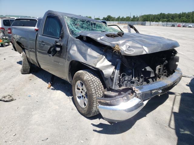 Salvage trucks for sale at Alorton, IL auction: 2013 Chevrolet Silverado