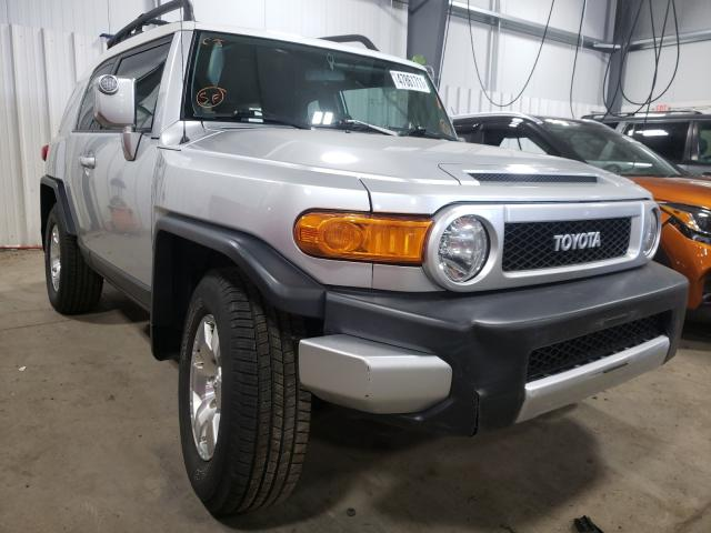 Toyota salvage cars for sale: 2007 Toyota FJ Cruiser