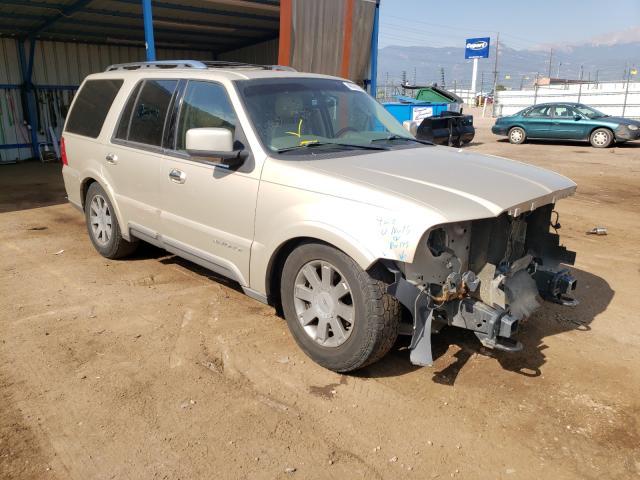 Lincoln Navigator salvage cars for sale: 2004 Lincoln Navigator