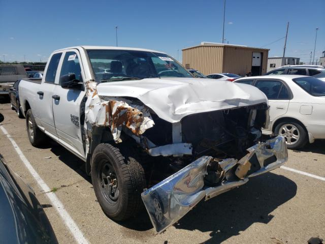 Salvage cars for sale from Copart Moraine, OH: 2020 Dodge RAM 1500 Class